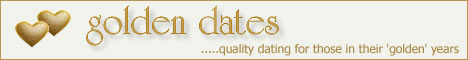 Golden Dates - dating for the over 50's - dating in your golden years